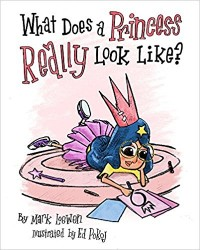 What does a princess really look like? Cover