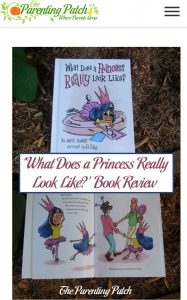 Book review by Parenting Patch website