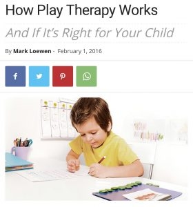How Play Therapy Works