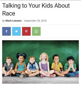 Talking to Your Kids About Race