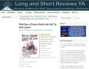Long and Short Reviews YA